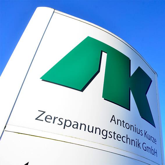 Kurze GmbH Schild