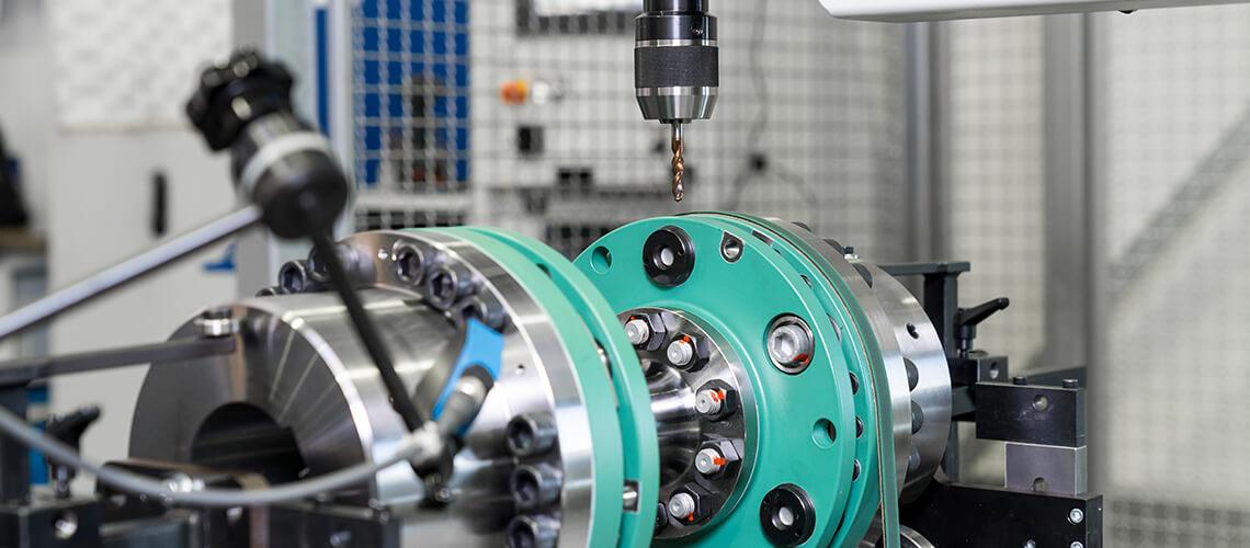 Teilezurichter oder Fachkräfte für Metalltechnik (m/w) im Bereich der Dreh- und Frästechnik