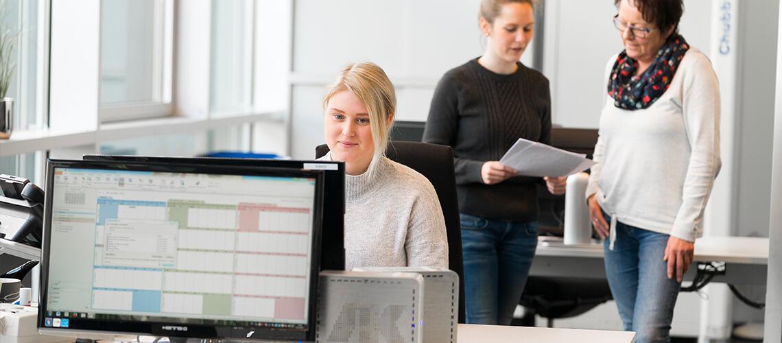 Sachbearbeiter in Voll- oder Teilzeit (m/w) für die Arbeitsvorbereitung