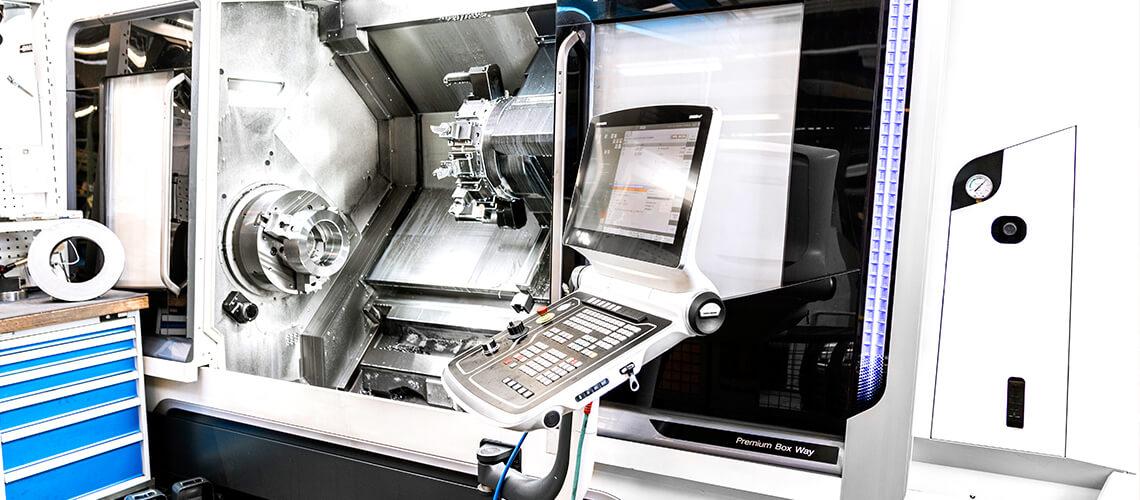 Zerspanungsmechaniker (m/w/d) im Bereich der Dreh- und Frästechnik
